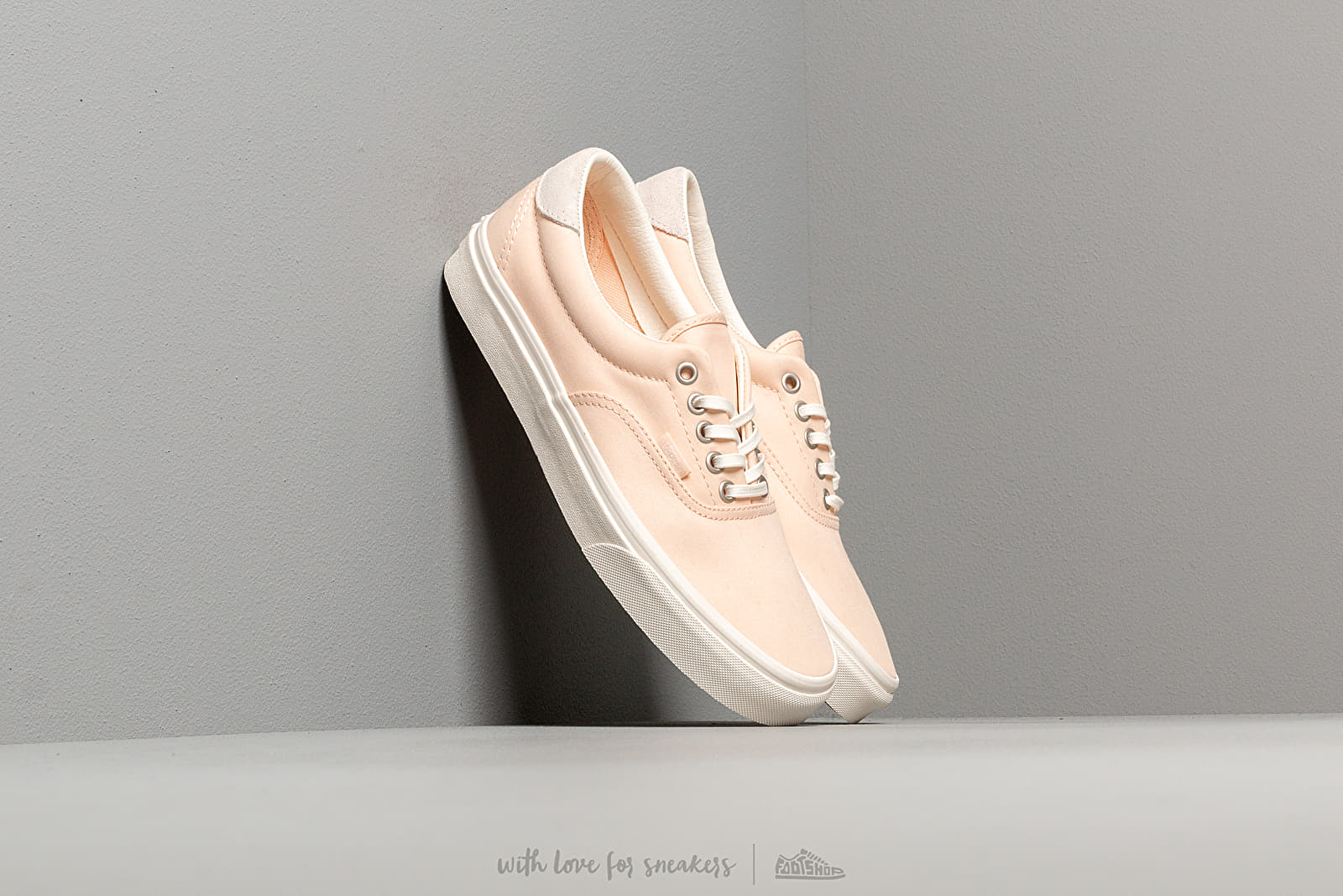 Men's shoes Vans Era 59 (Brushed Twill) Vanilla Cream