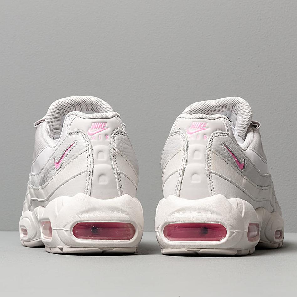 Nike Wmns Air Max 95 Se Vast Grey/ Psychic Pink-Summit White, Gray