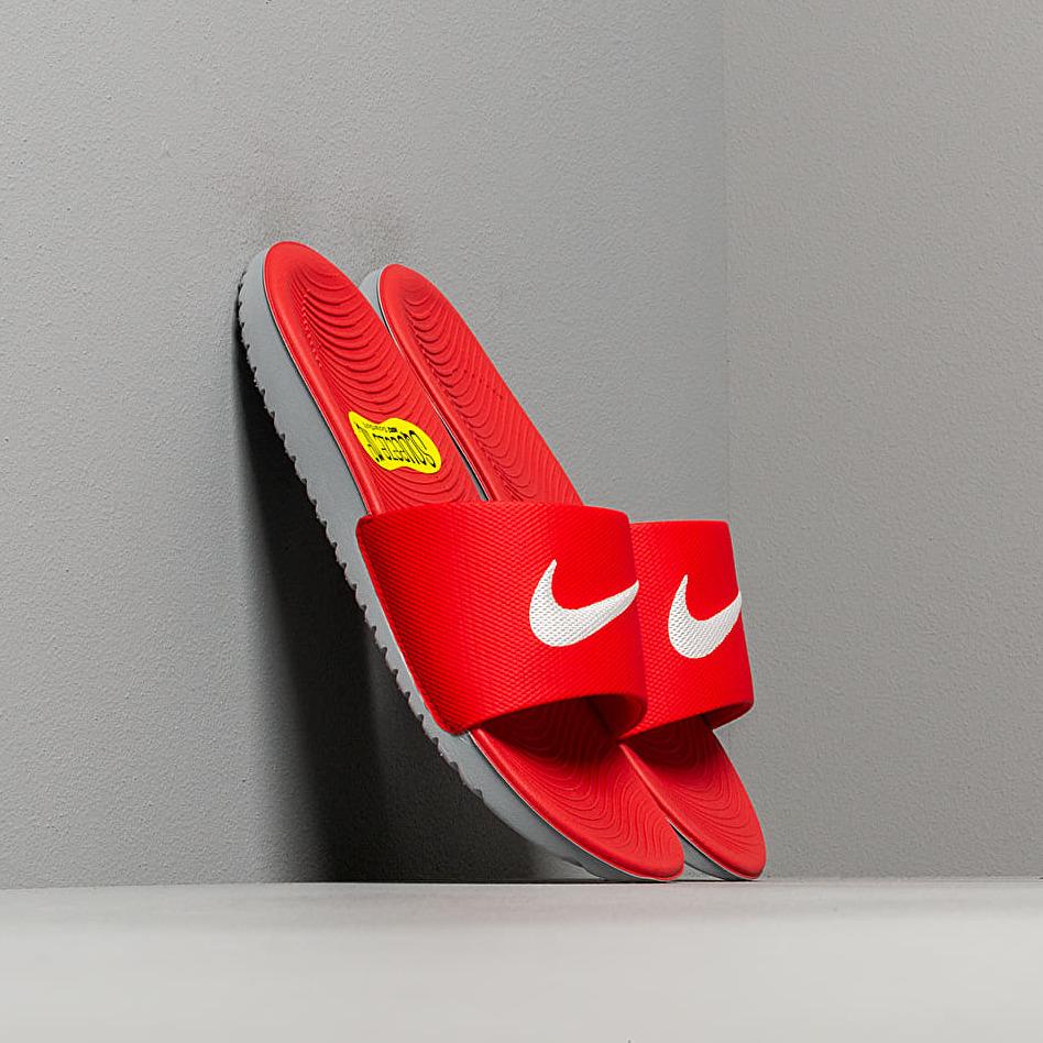 Nike Kawa Slide (GS/PS) University Red/ White EUR 38.5