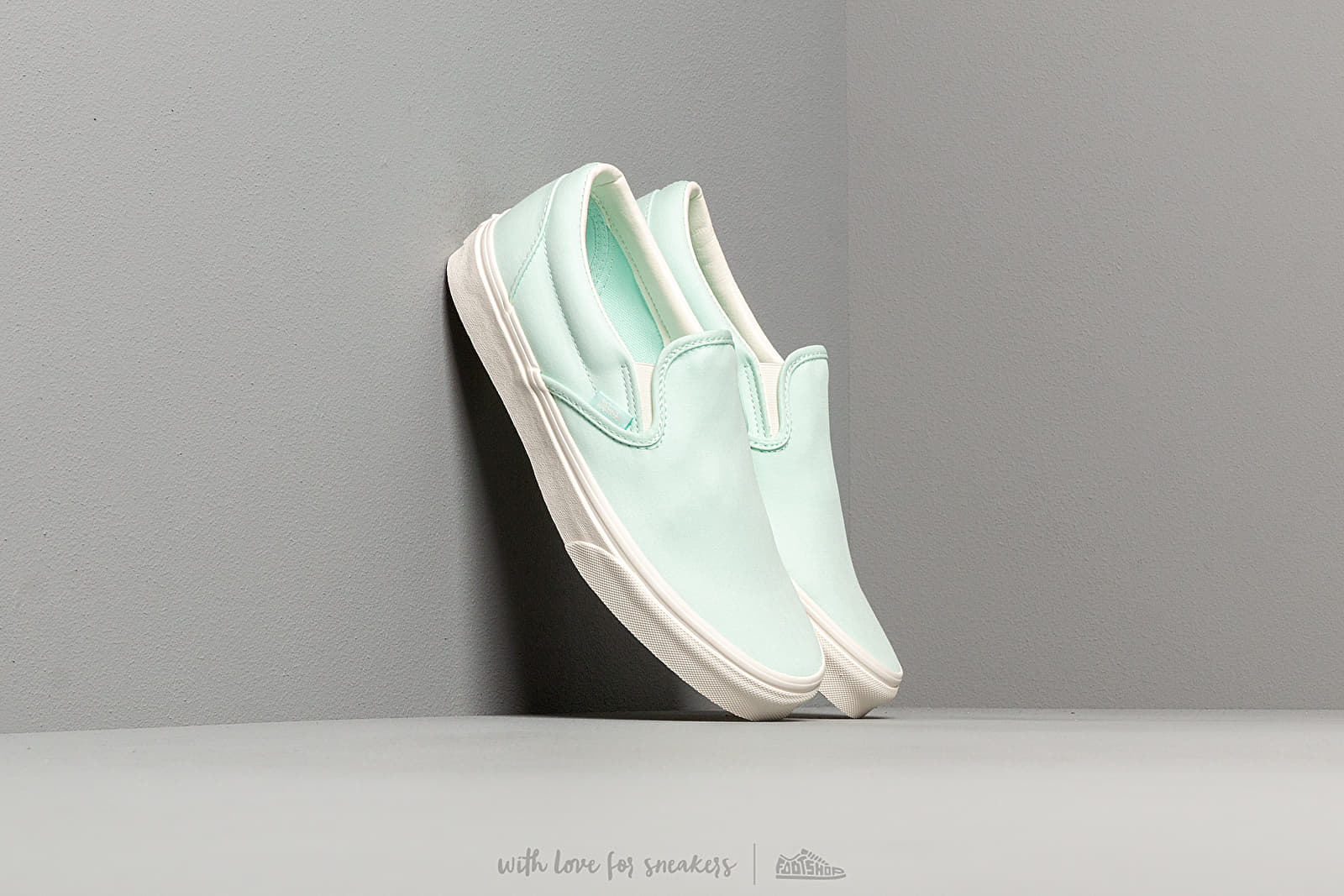 Men's shoes Vans Classic Slip-On (Brushed Twill) Soothing