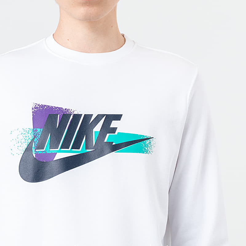 Nike Sportswear Festival Crewneck White