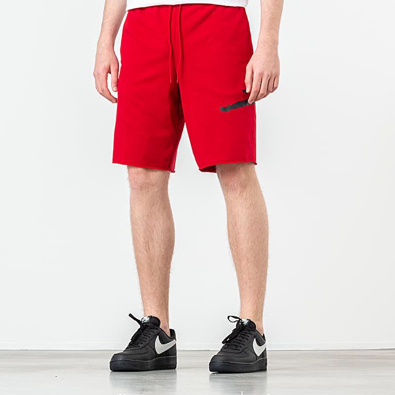 Jordan Jumpman Logo Shorts Gym Red/ Black