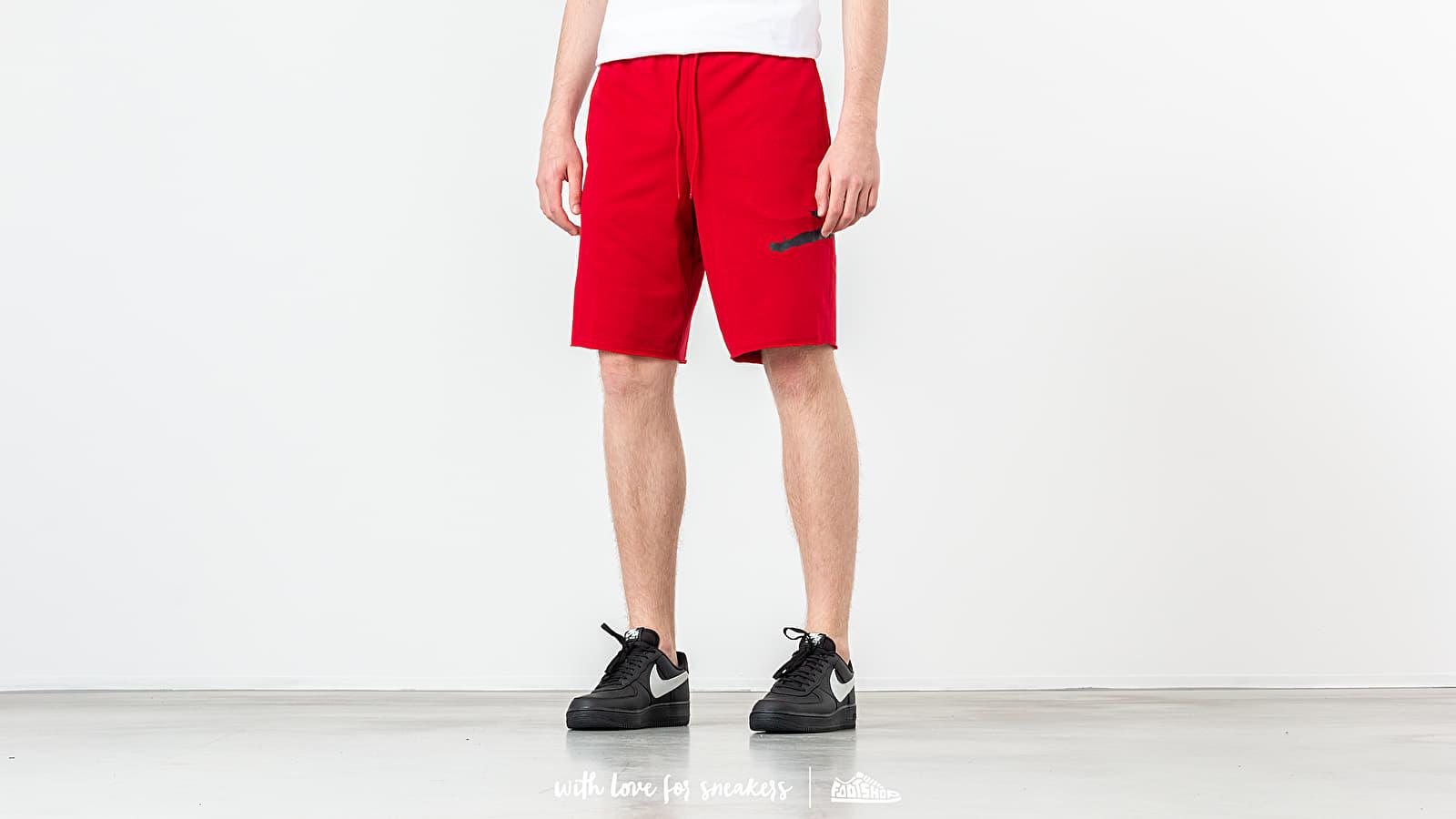 Jordan Jumpman Logo Shorts Gym Red/ Black za skvělou cenu 1 390 Kč koupíte na Footshop.cz