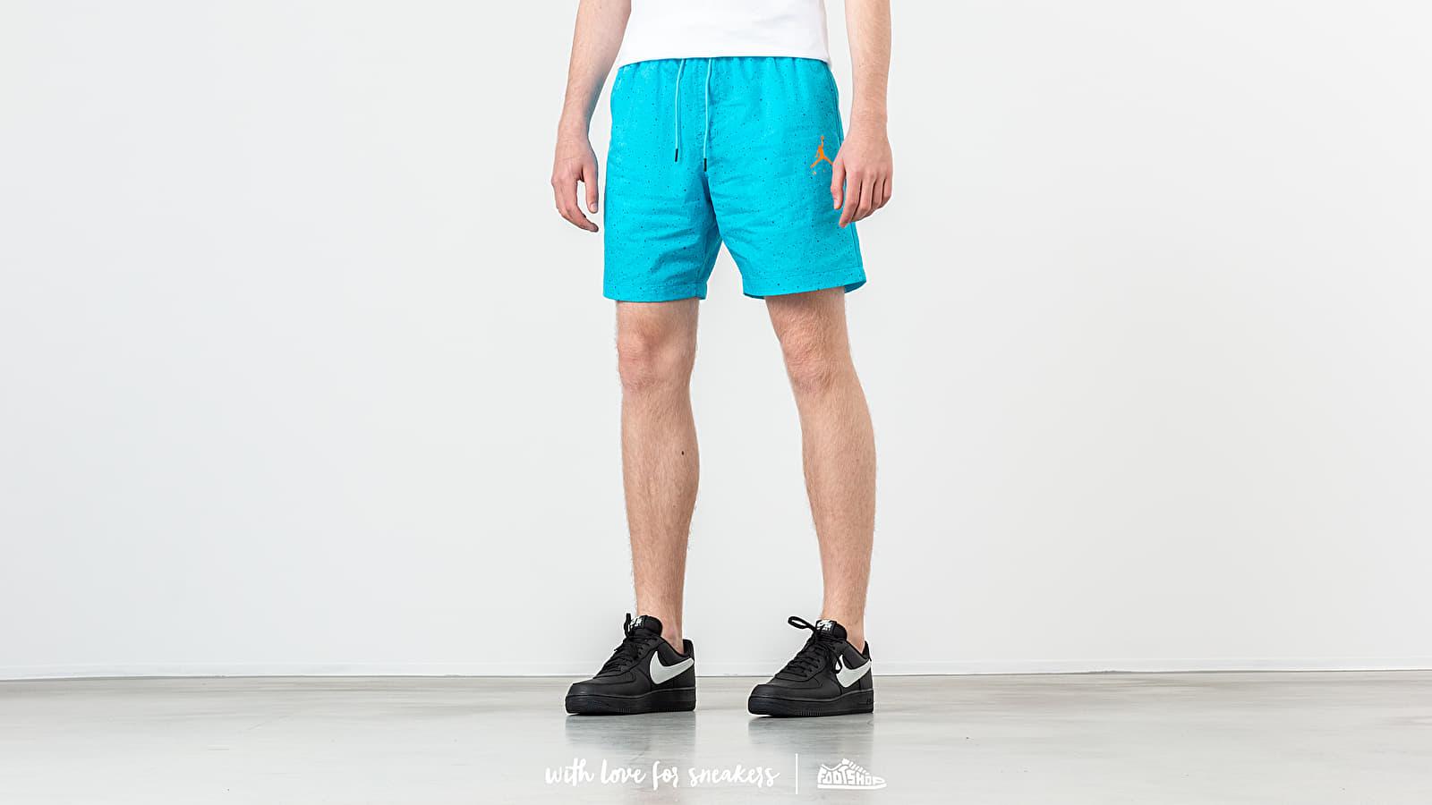 Jordan Jumpman Cement Swim Shorts Light Blue za skvělou cenu 990 Kč koupíte na Footshop.cz