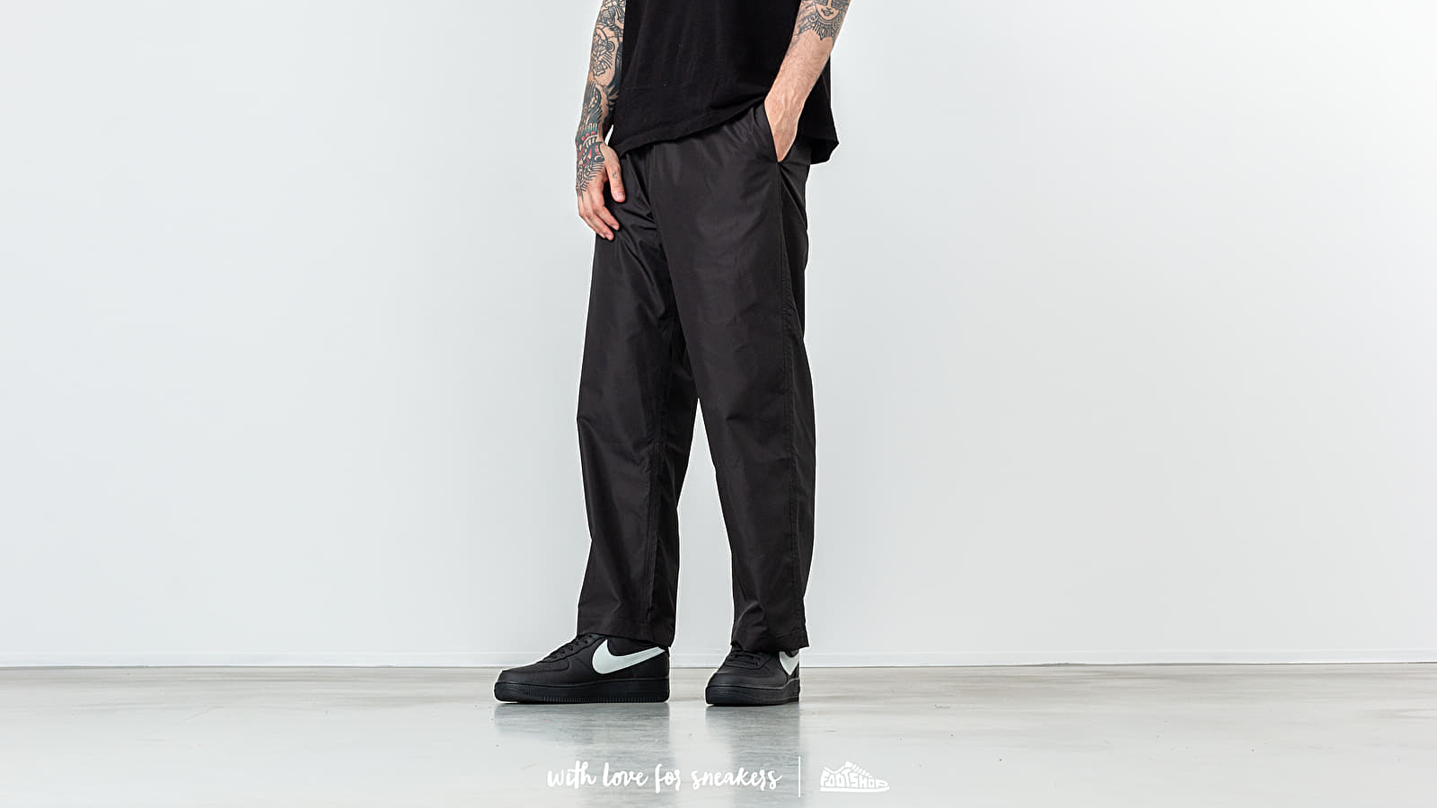 Our Legacy Reduced Trousers Black
