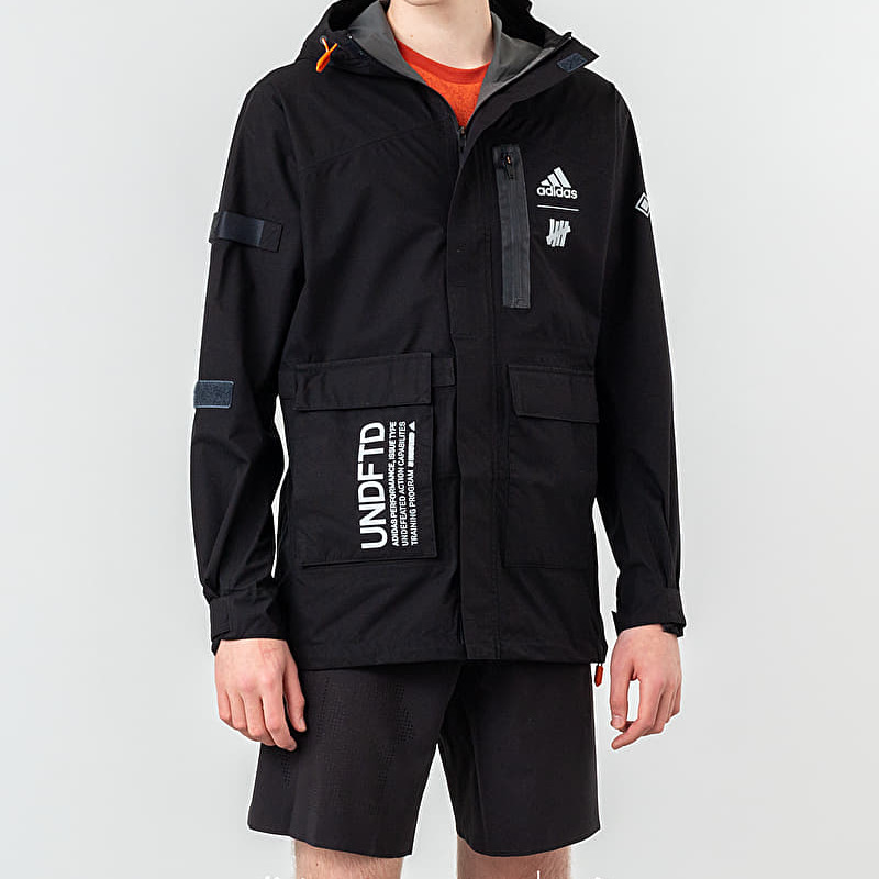 adidas x Undefeated GTX Jacket Black