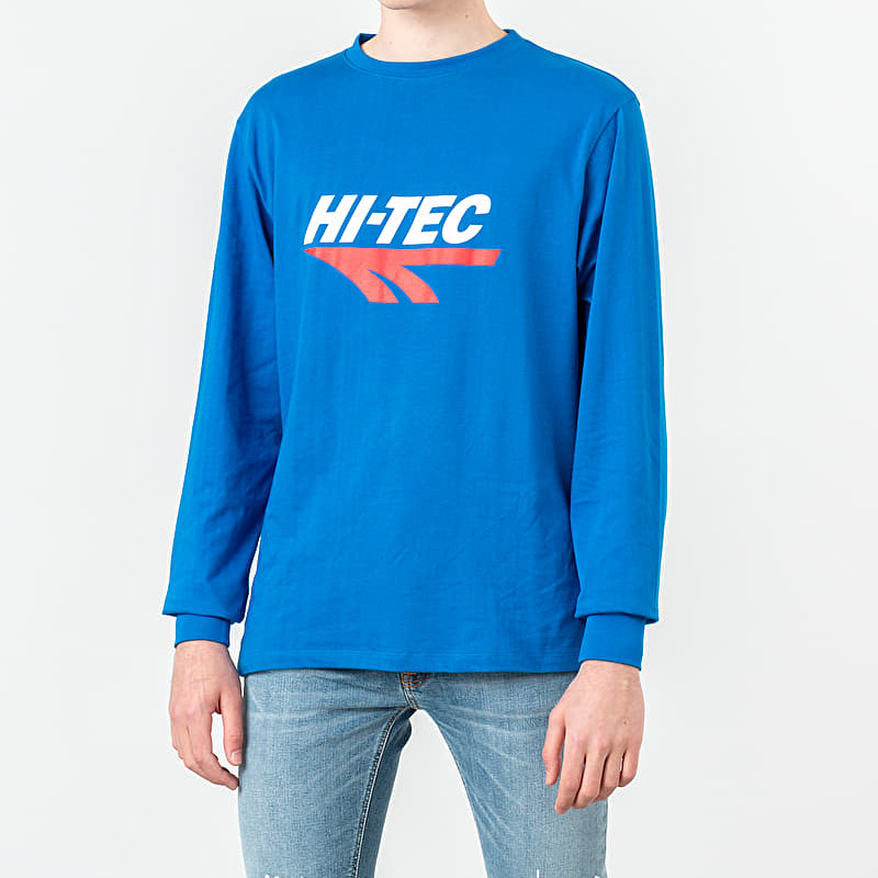 PACCBET x HI-TEC Longsleeve Tee Blue