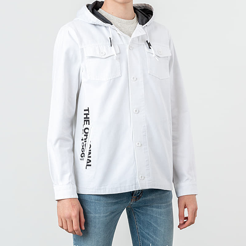 Vans Lismore II Jacket White