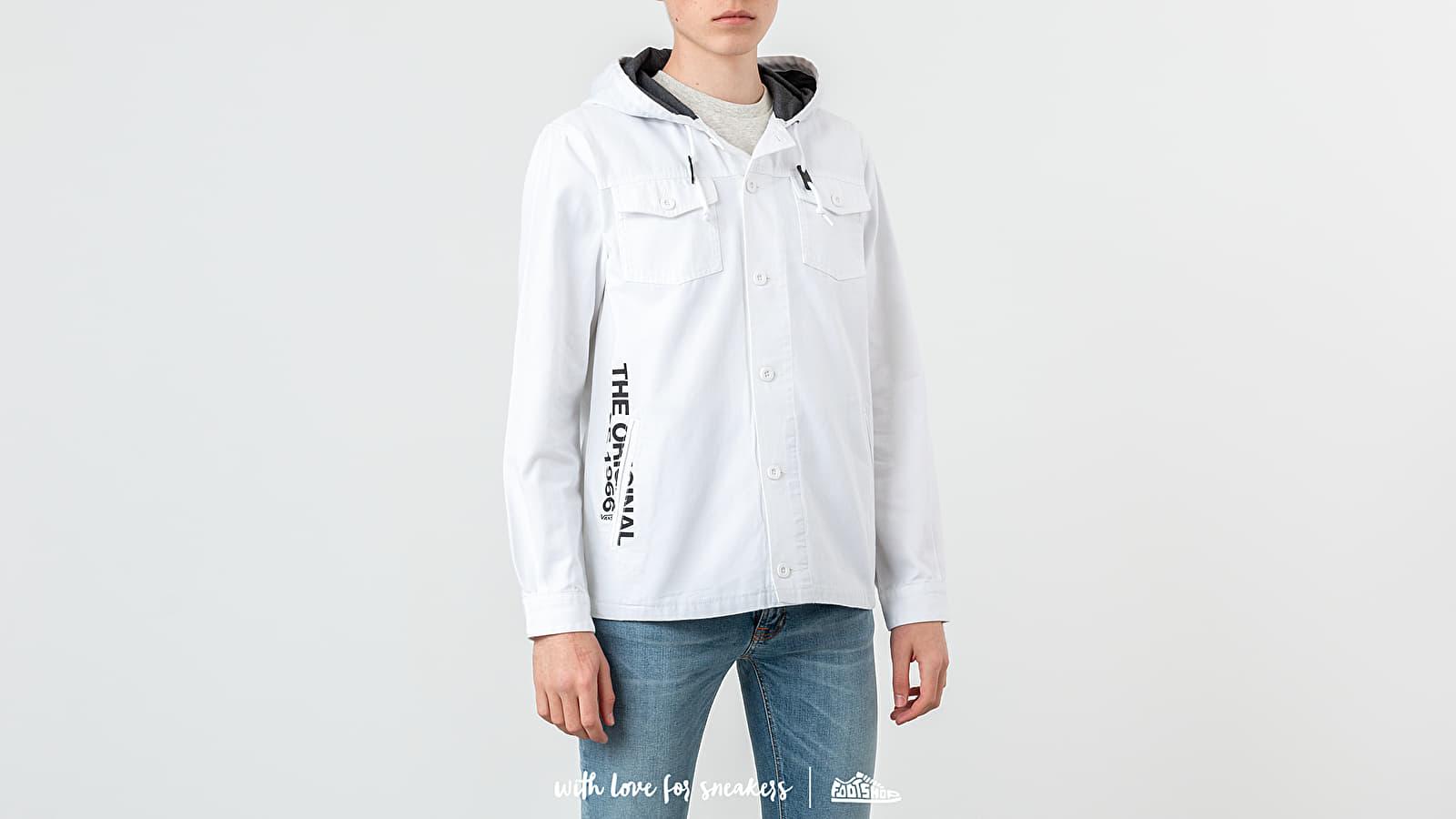 Vans Lismore II Jacket White at a great price 73 € buy at Footshop