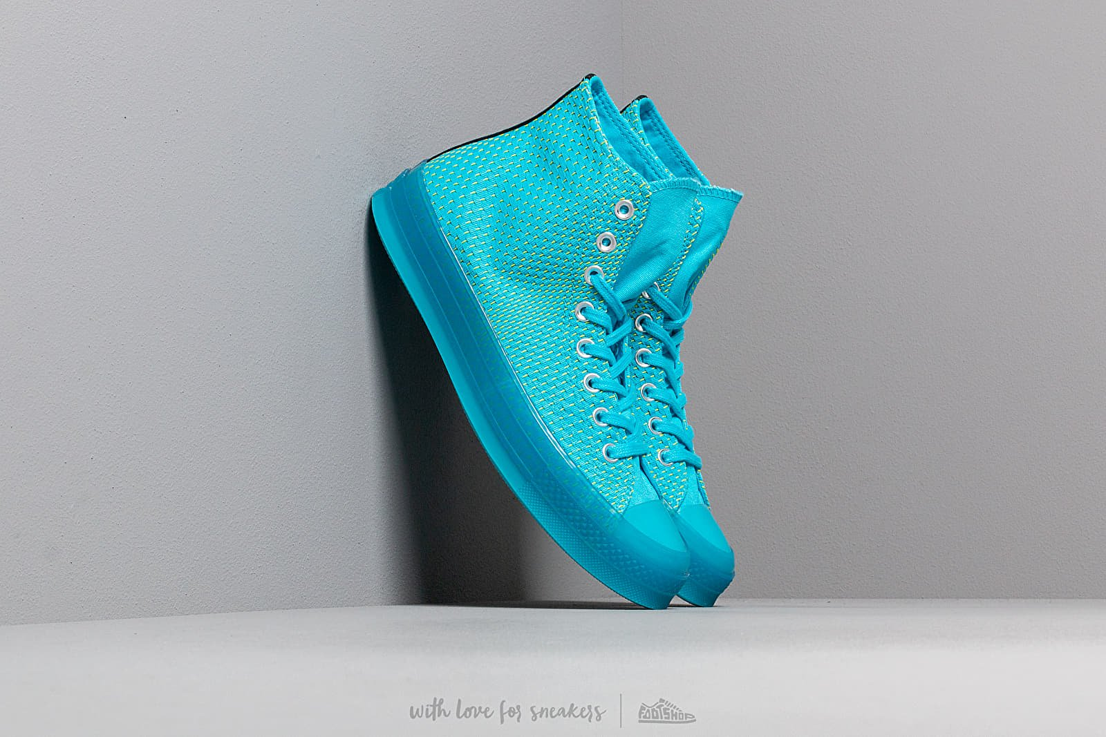 Converse Chuck Taylor All Star 70 Gnarley Blue/ Bold Lime at a great price 103 € buy at Footshop