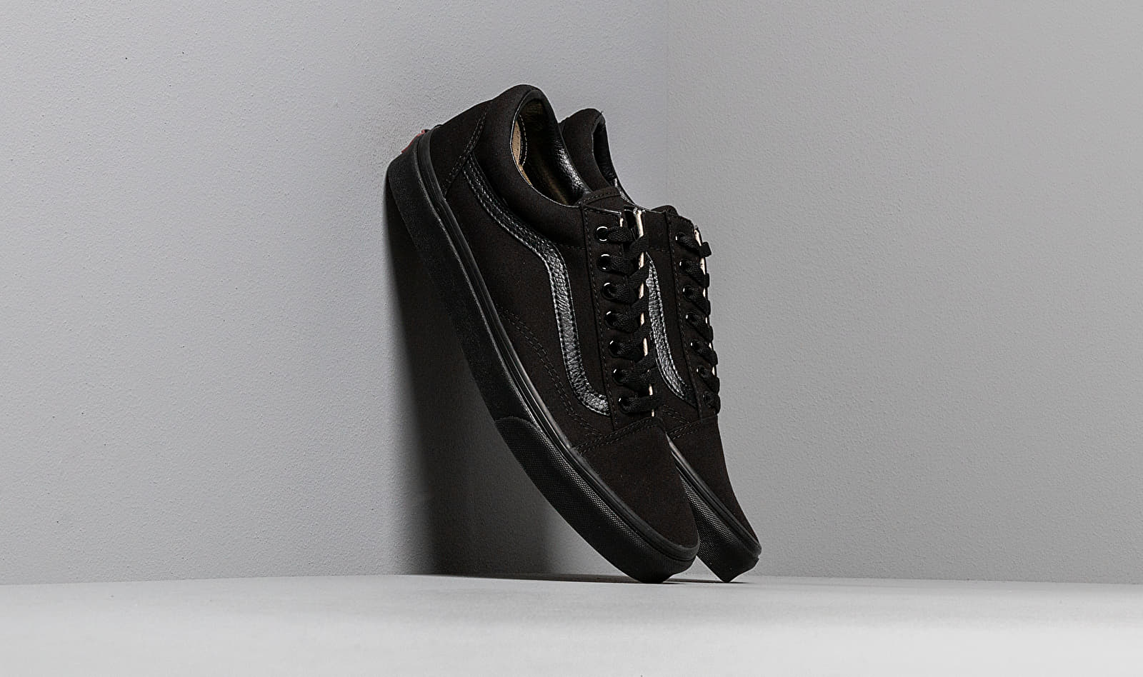 Vans Old Skool Black/ Black EUR 45