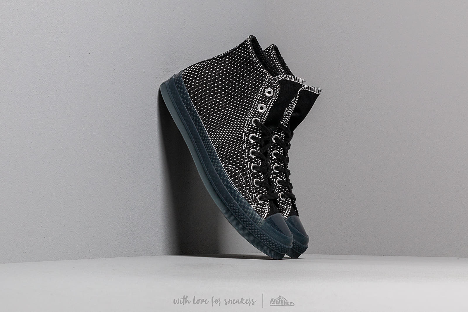 Чоловіче взуття Converse Chuck Taylor All Star 70 Black/ White/ Cool Grey