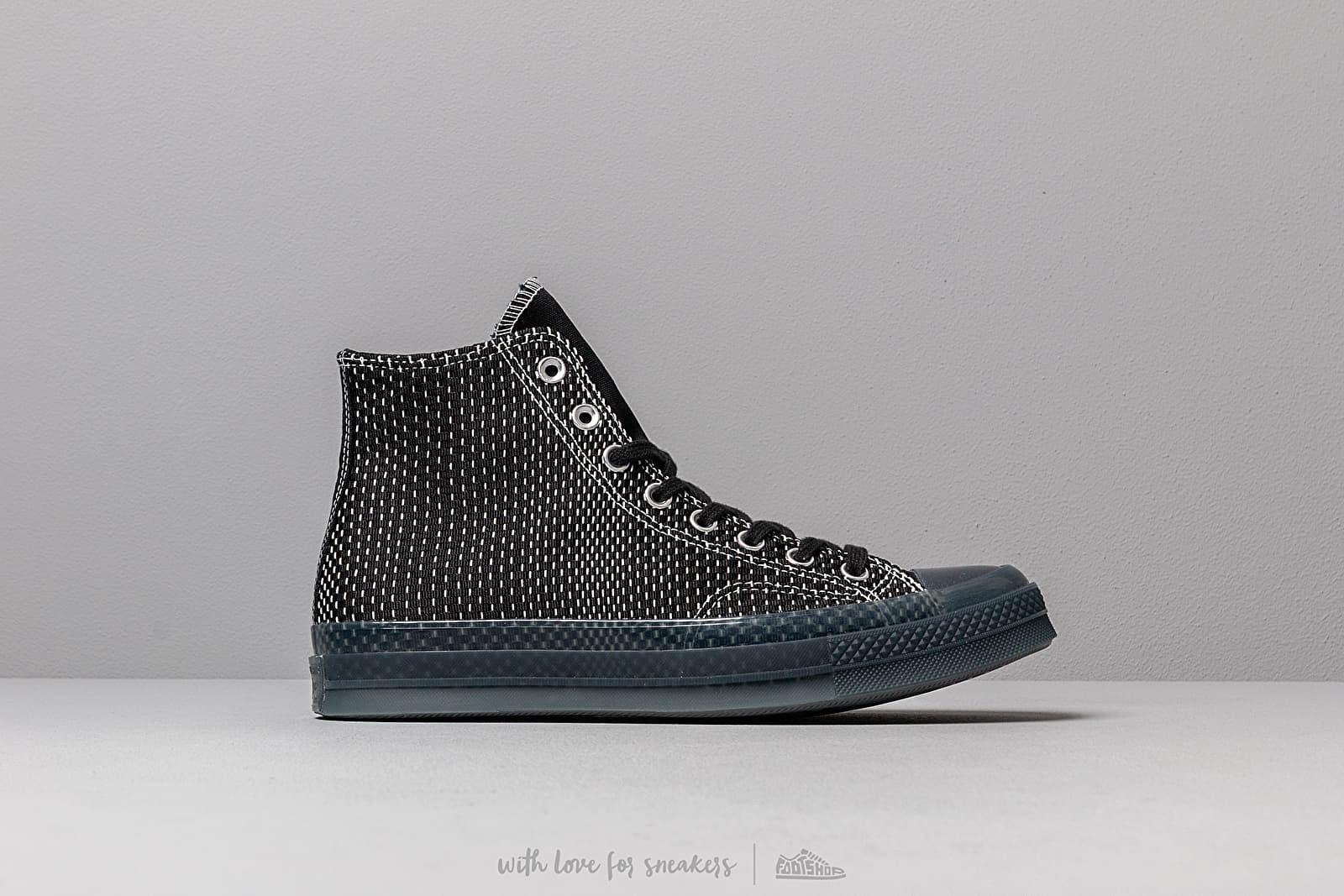 Converse Chuck Taylor All Star 70 Black White Cool Grey | Footshop