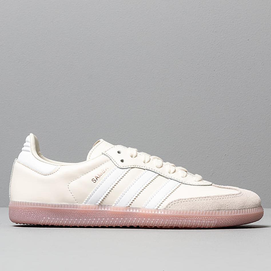 adidas Samba OG W Off White/ Ftw White/ Soft Vision, Brown