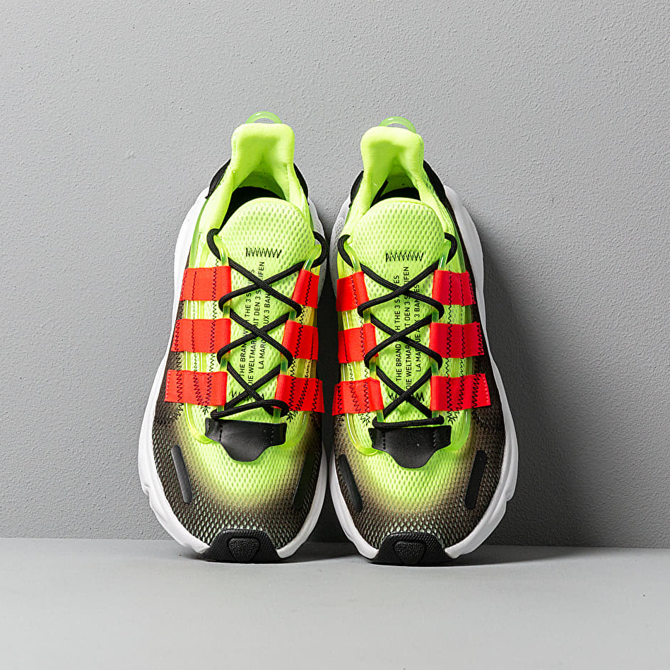 adidas LXCON Core Black/ Shock Red/ Ftw White, Green