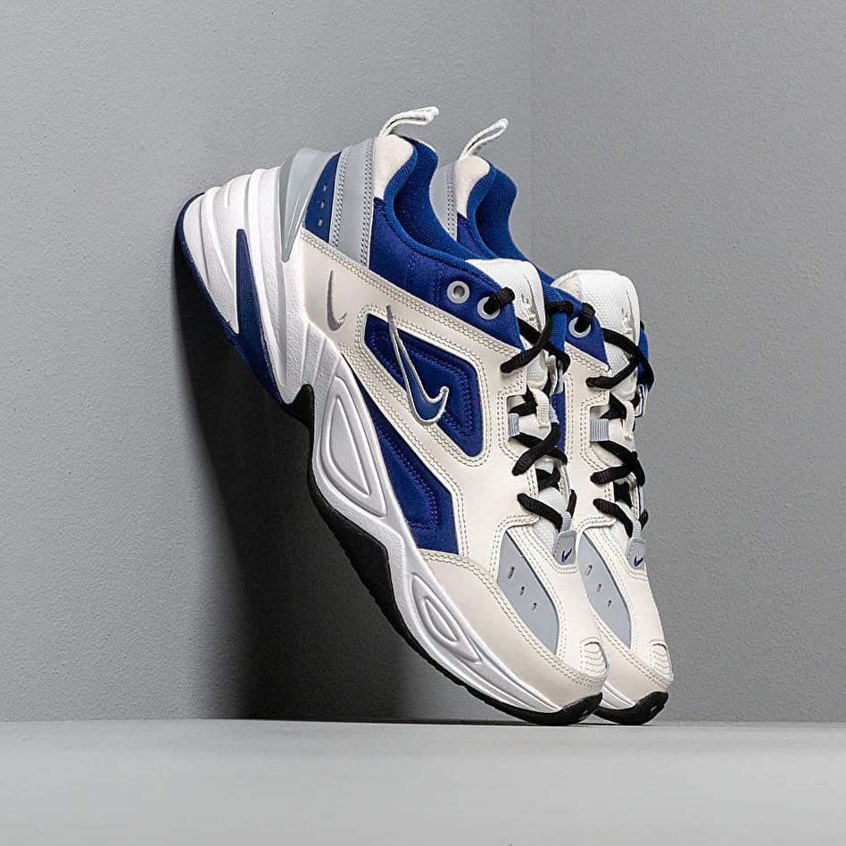 Nike M2K Tekno Sail/ Deep Royal Blue-Wolf Grey-White EUR 42