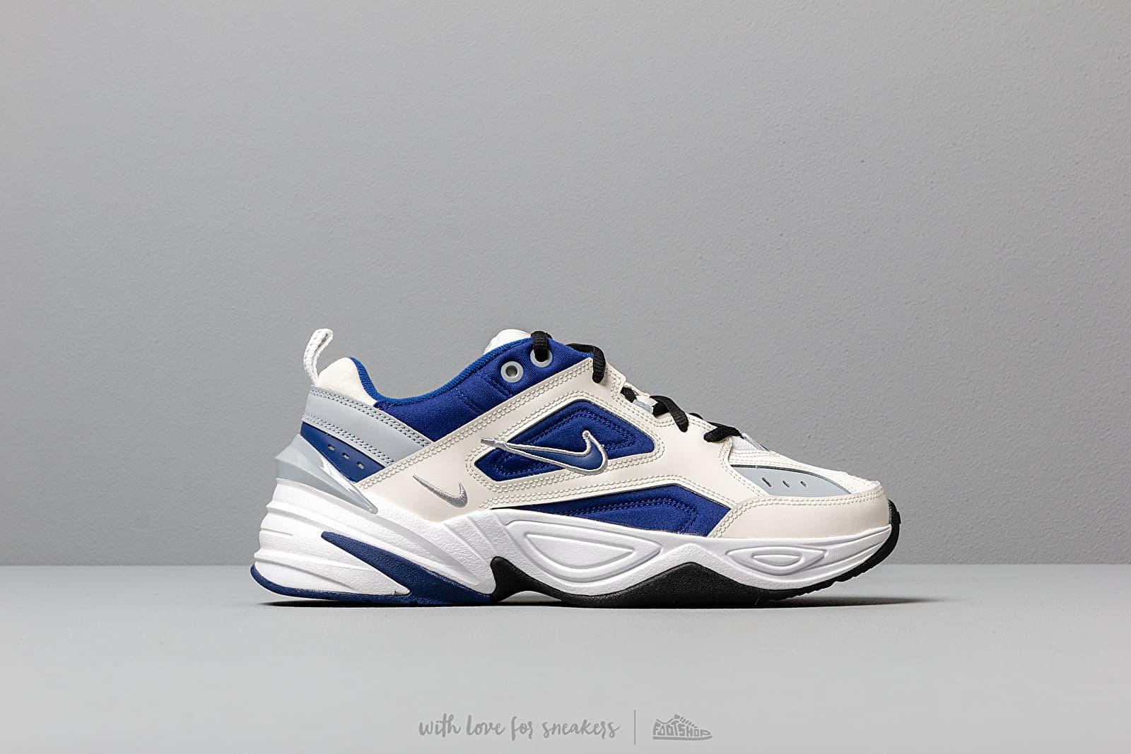 ca60cea2 Nike M2K Tekno Sail/ Deep Royal Blue-Wolf Grey-White at a great