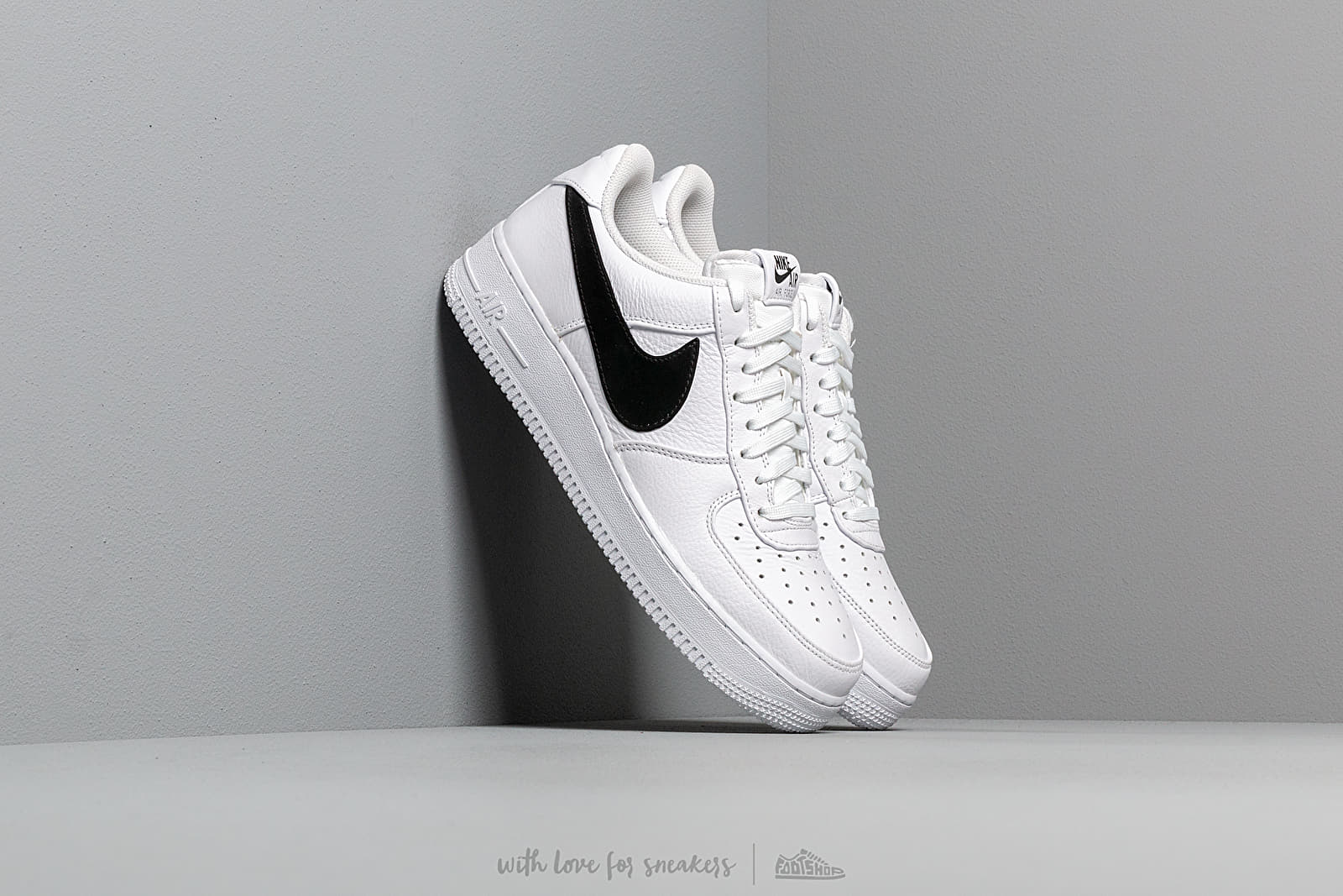 Nike Air Force 1 '07 Premium 2 White/ Black za skvělou cenu 3 290 Kč koupíte na Footshop.cz