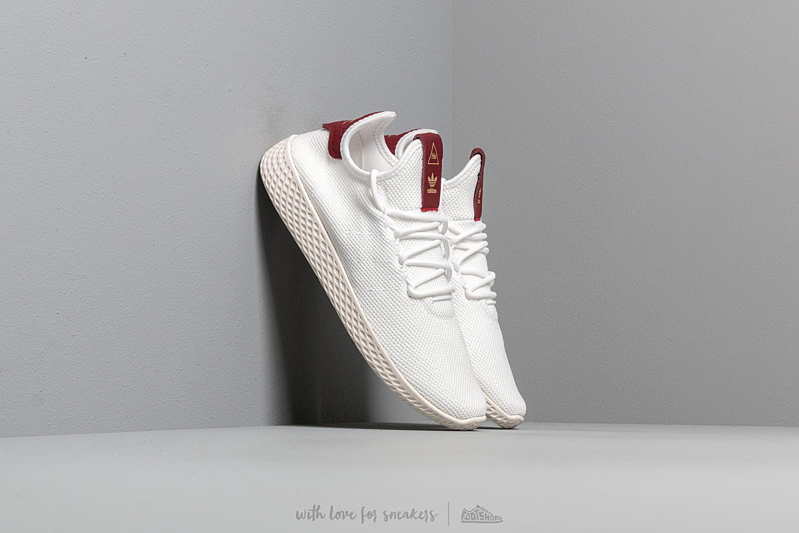 adidas Pw Tennis Hu W Ftw White/ Ftw White/ Core Burgundy za skvělou cenu 2 490 Kč koupíte na Footshop.cz