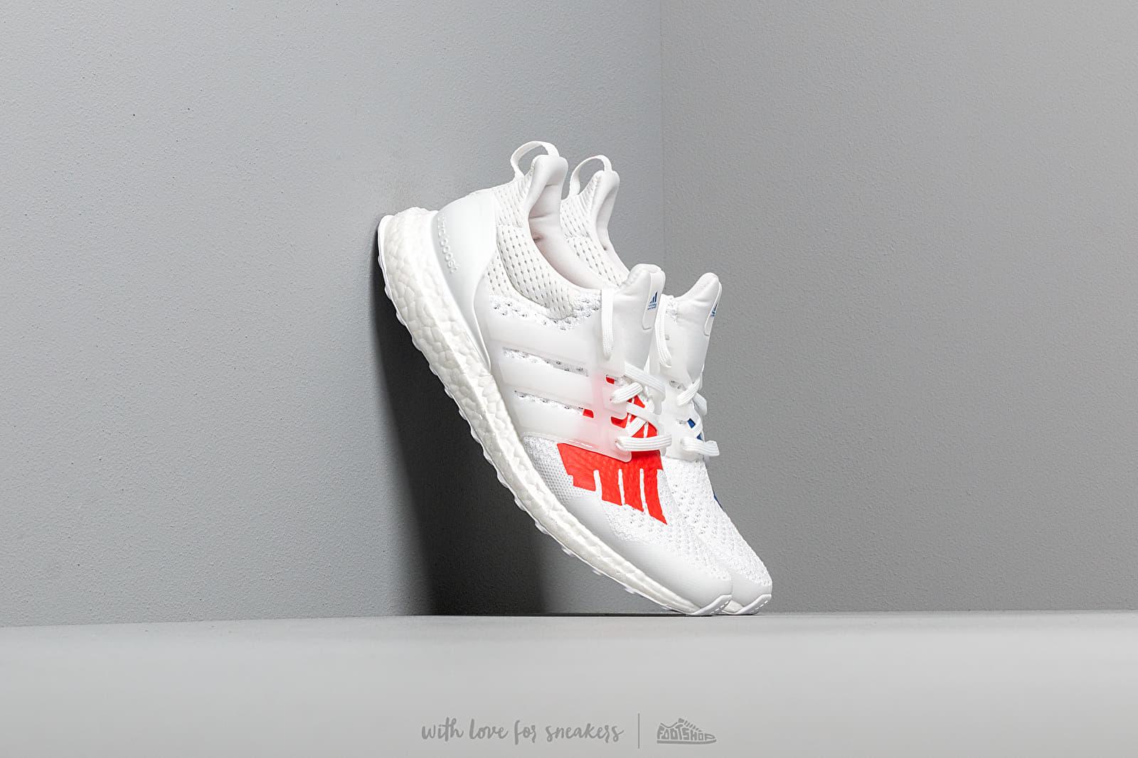 adidas x Undefeated Ultraboost Core White/ Scarlet/ Core White za skvělou cenu 5 690 Kč koupíte na Footshop.cz