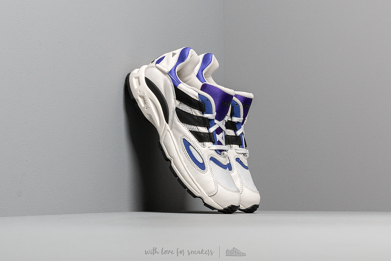 adidas Consortium LXCON 94 Ftw White/ Core Black/ Energy Ink at a great price 128 € buy at Footshop