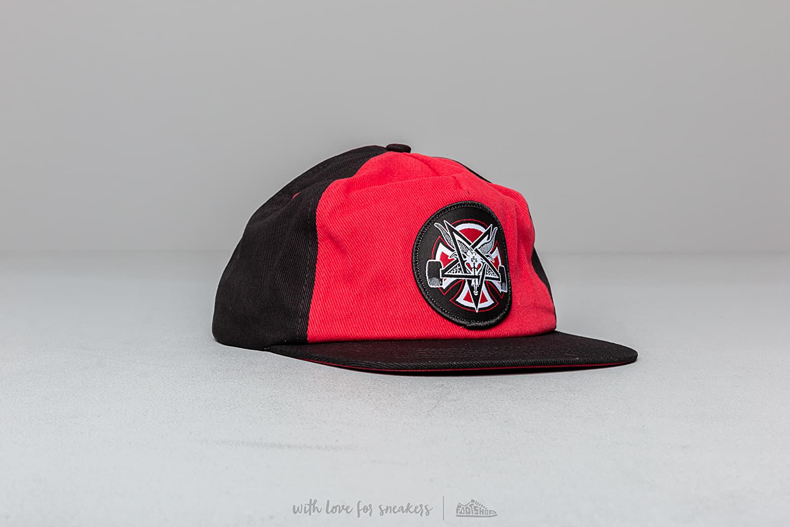 Independent x Thrasher Pentagram Cross Hat