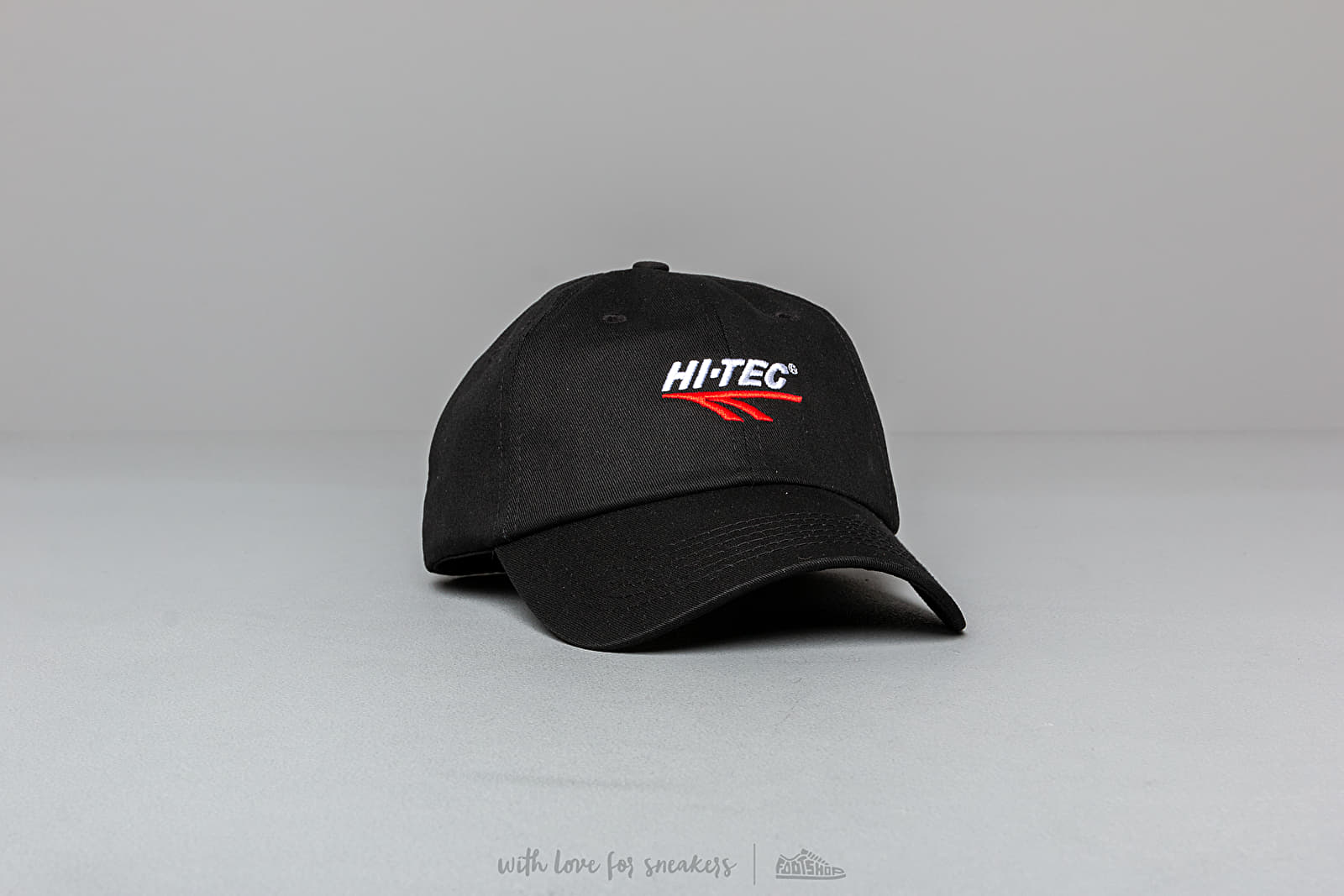 PACCBET x HI-TEC Cap Black za skvelú cenu 29 € kúpite na Footshop.sk