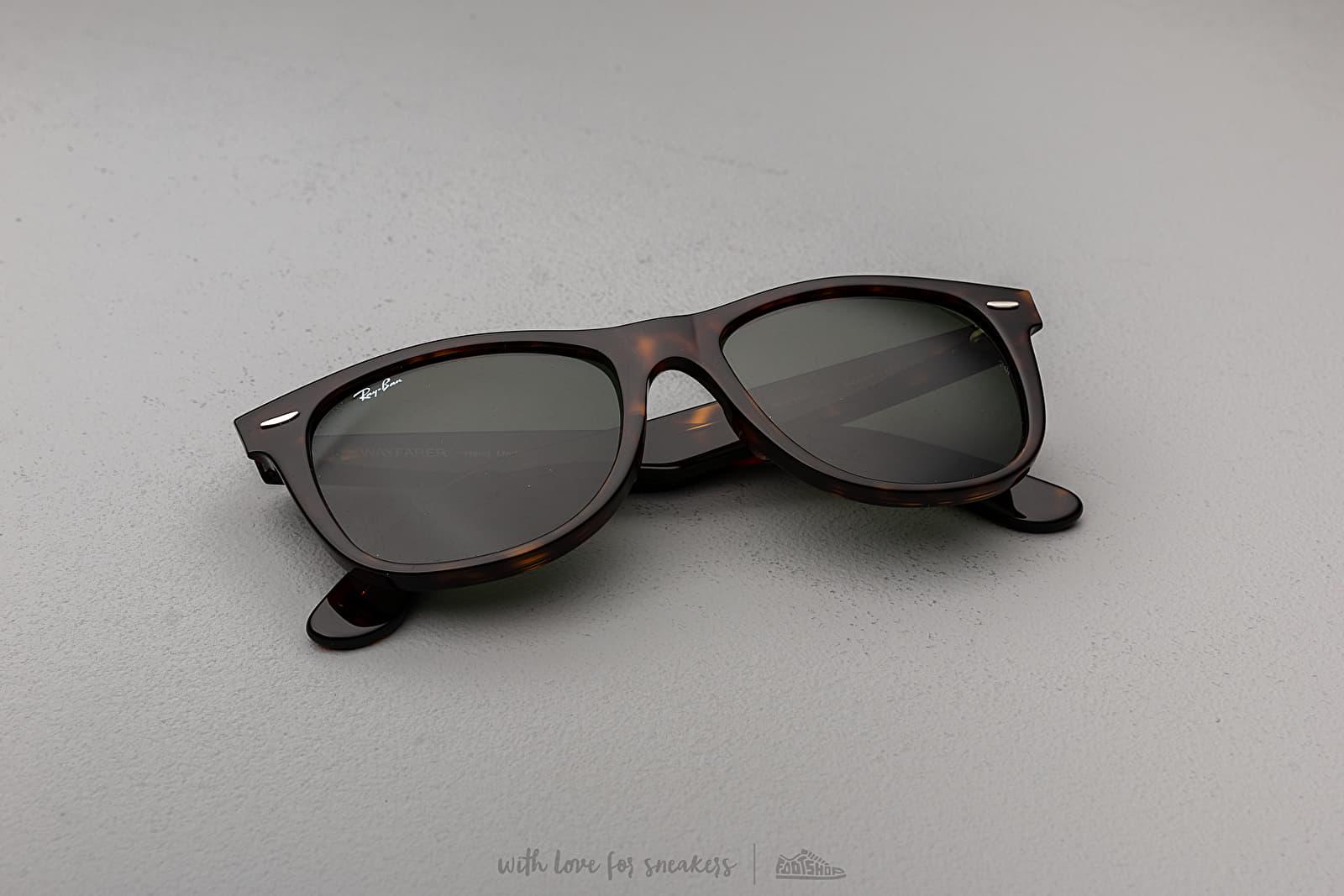 889481b5e8 Ray Ban Wayfarer Sunglasses Tortoise a muy buen precio 140 € comprar en  Footshop