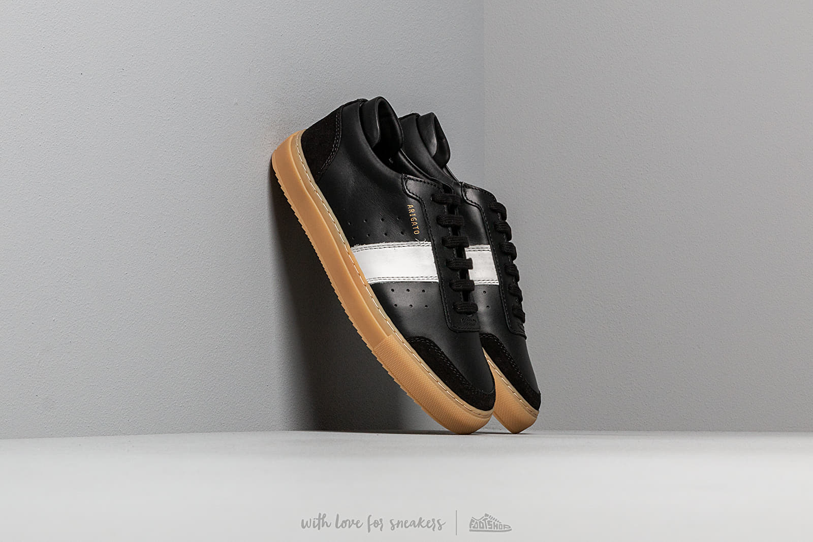 AXEL ARIGATO Dunk Sneaker Leather