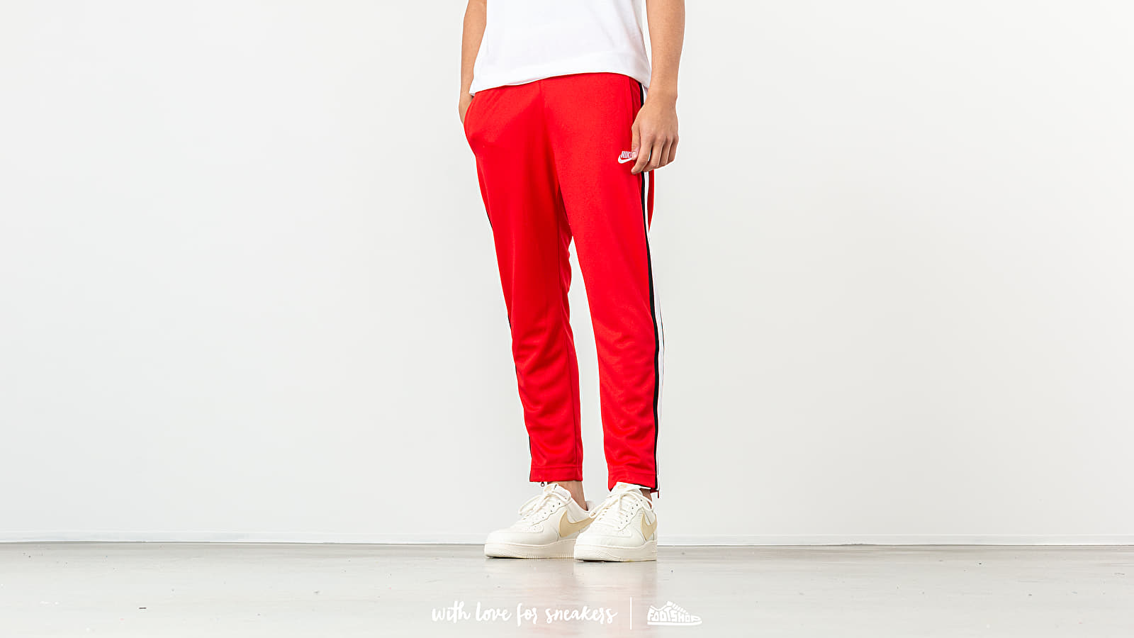Nike Sportswear Heritage OH Tribute Pack Pant University Red/ White at a great price 48 € buy at Footshop