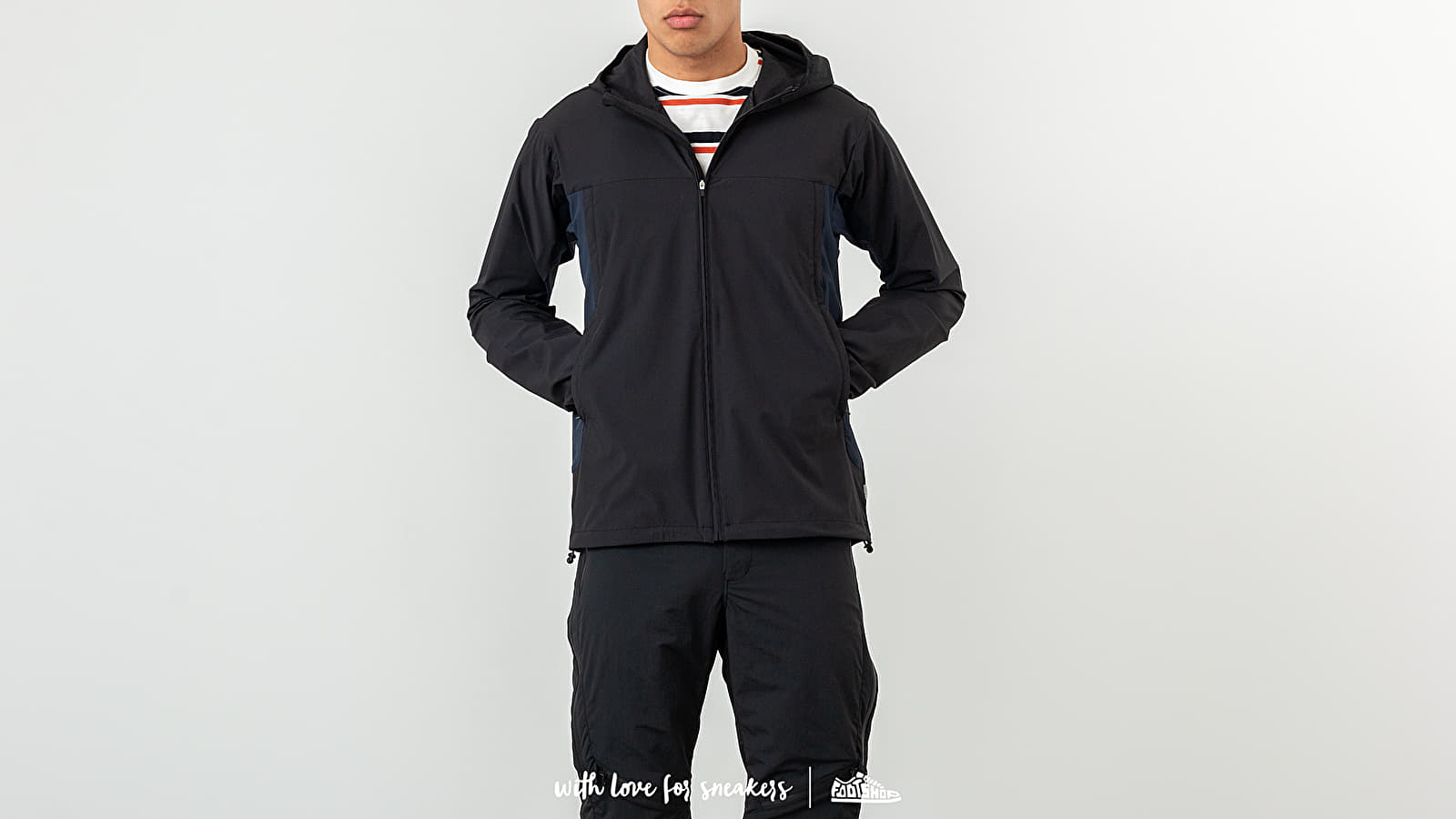 Norse Projects Arvid Running Jacket Black at a great price 205 € buy at Footshop