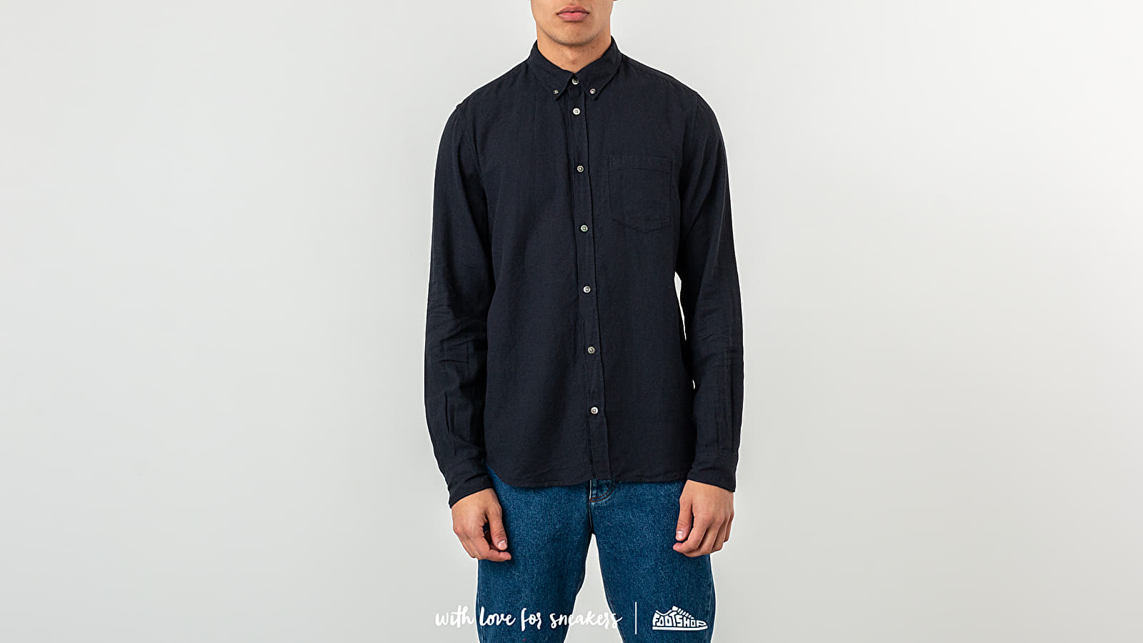 Norse Projects Osvald BD 50/50 Shirt