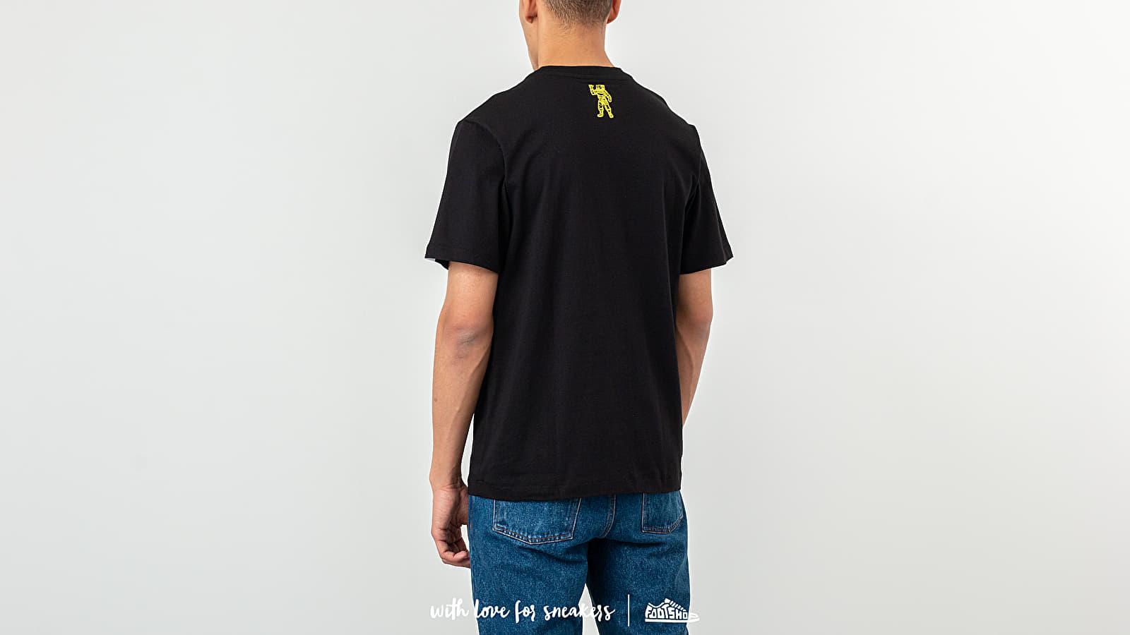 ddf68d5988 Billionaire Boys Club Small Logo Shortsleeve Tee Black at a great price $90  buy at Footshop