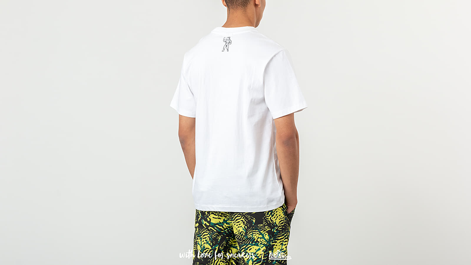 234c870fa Billionaire Boys Club Pigment Dyed Fish Camo Tee White at a great price 114  € buy