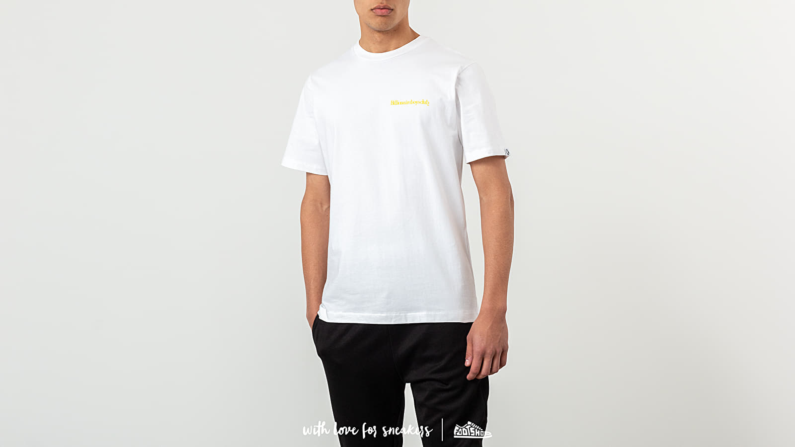 Billionaire Boys Club Small Logo Tee