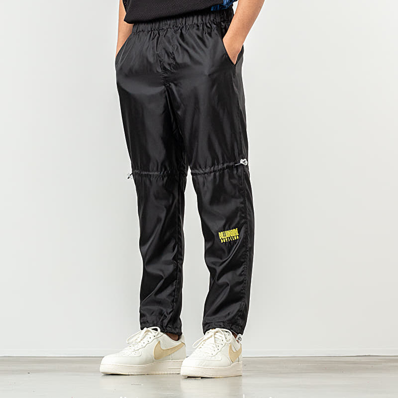 Billionaire Boys Club Nylon Ripstop Beach Pant Black