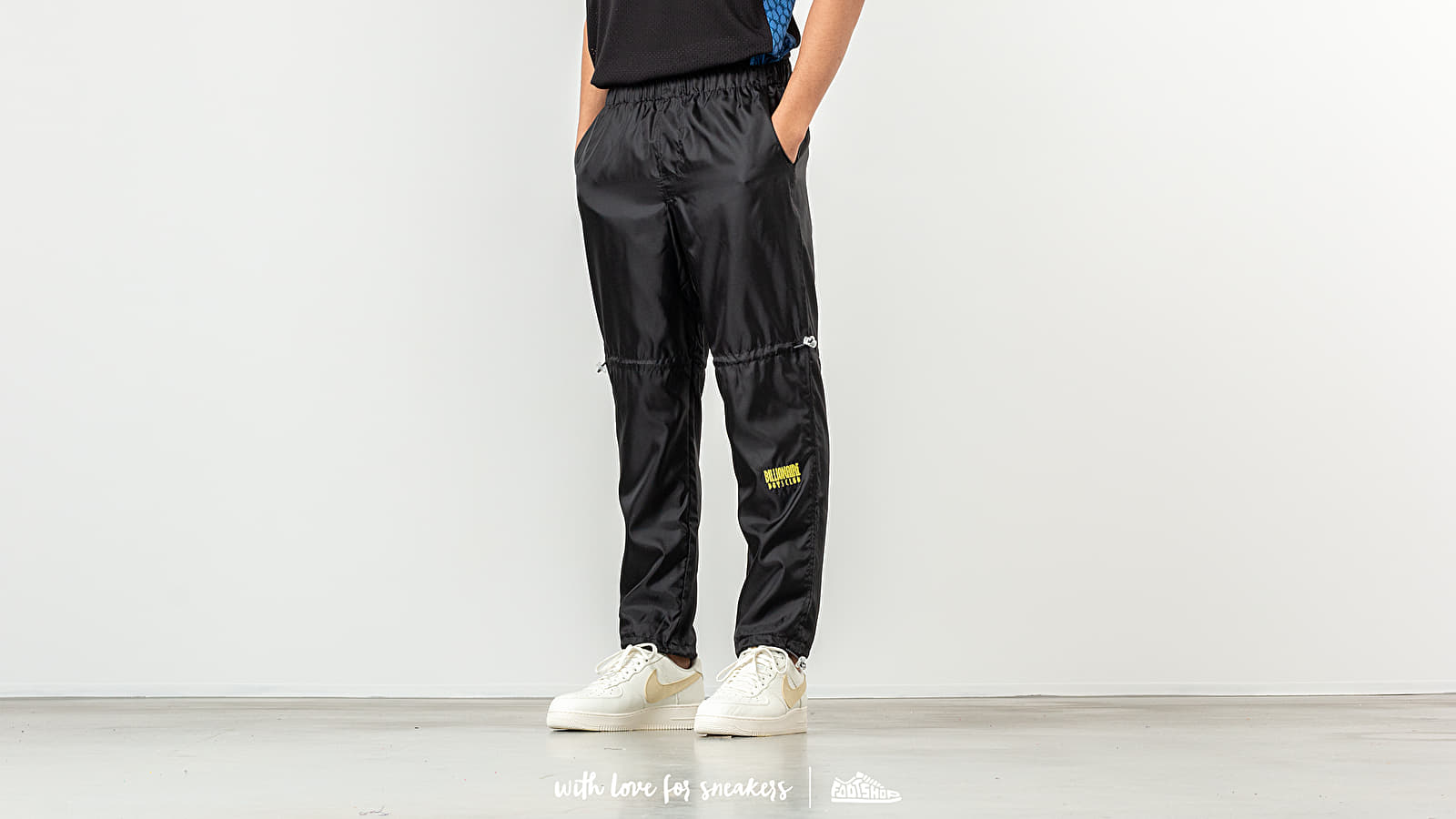Billionaire Boys Club Nylon Ripstop Beach Pant Black at a great price 189 € buy at Footshop