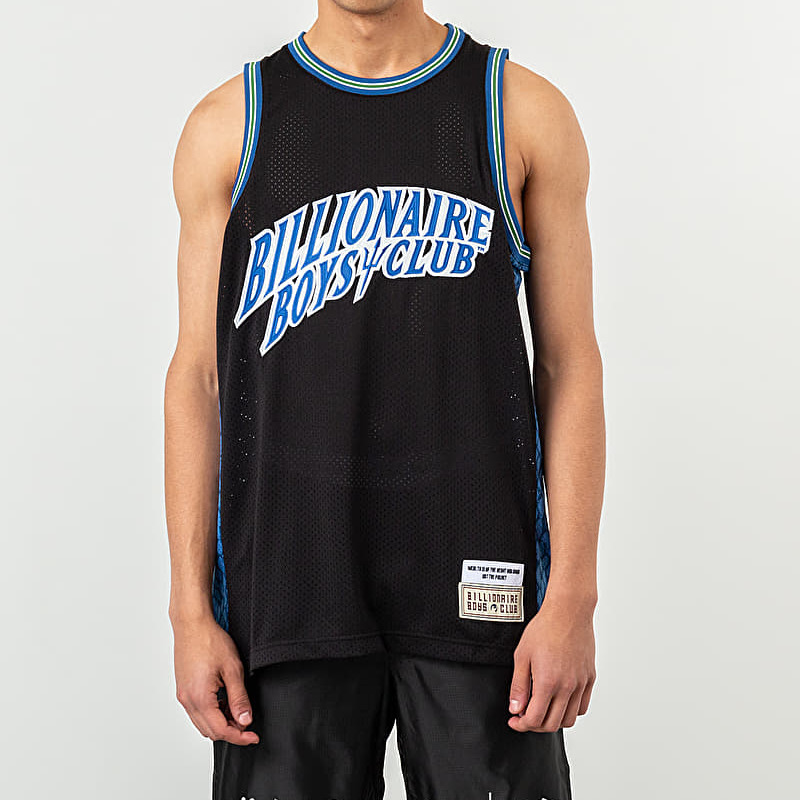 Billionaire Boys Club Basketball Vest Black