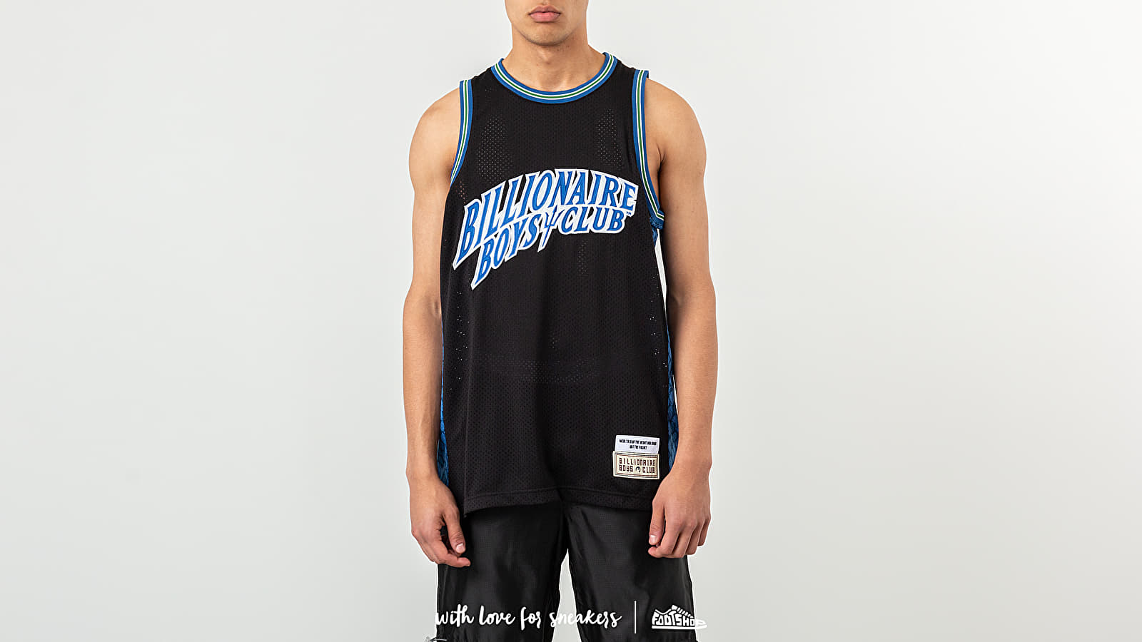 Billionaire Boys Club Basketball Vest
