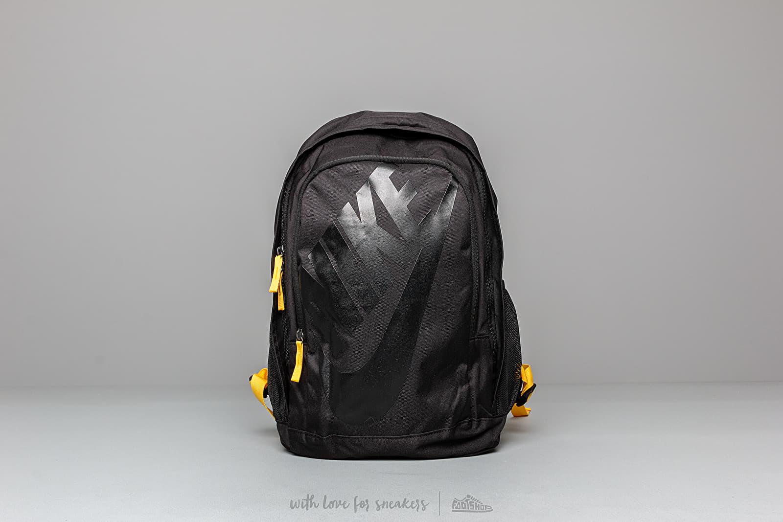 Nike Hayward Futura Backpack Black/ Yellow at a great price 40 € buy at Footshop