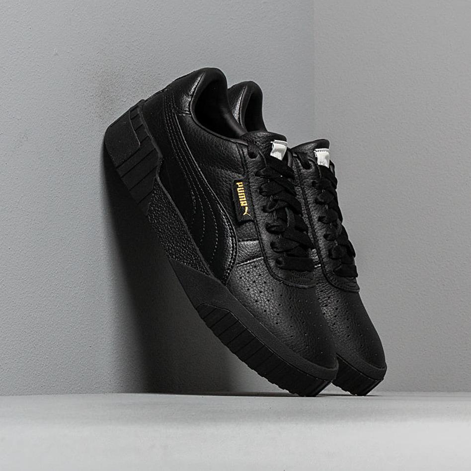 Puma Cali Wn´s Puma Black-Puma Black EUR 38.5
