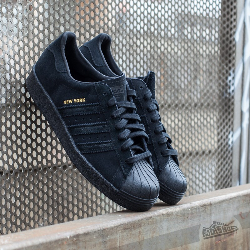 d13db63dd85 adidas Superstar 80s City Series Black