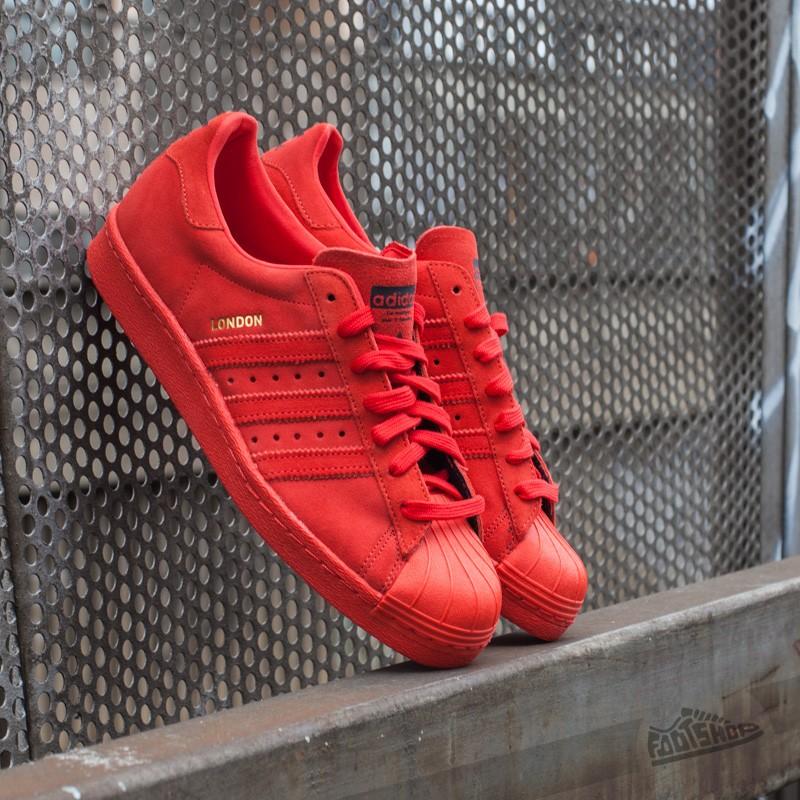 adidas Superstar 80s City Series Red  6ff8f71e8e1