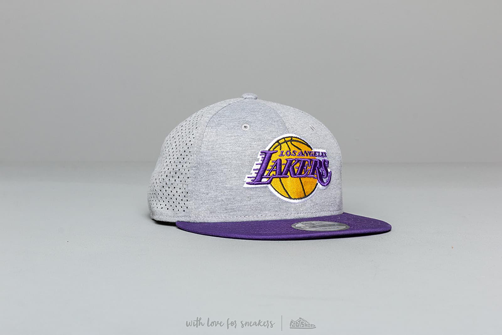 New Era 9Fifty NBA Shadow Tech Los Angeles Lakers Snapback