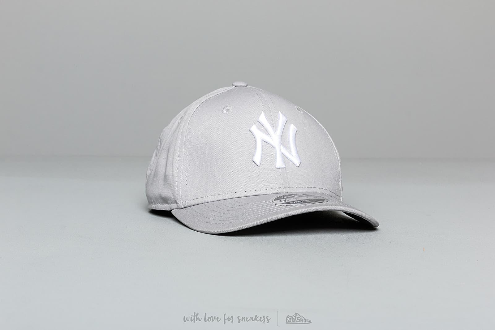 New Era 9Fifty NBA Stretch New York Yankees Snapback Grey za skvělou cenu 949 Kč koupíte na Footshop.cz