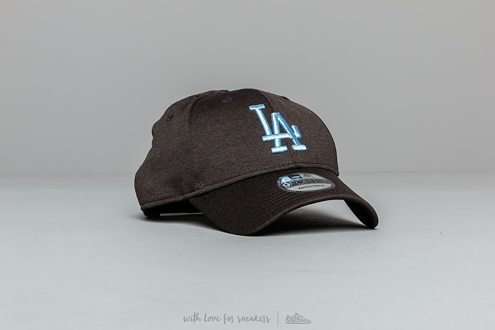 Cappellini New Era 9Forty MLB Shadow Tech Los Angeles Dodgers Snapback Black