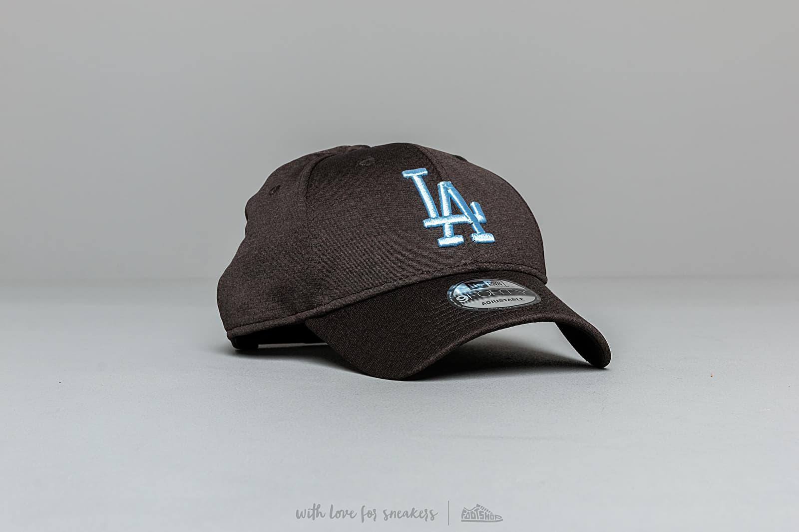 Snapbacks New Era 9Forty MLB Shadow Tech Los Angeles Dodgers Snapback Black
