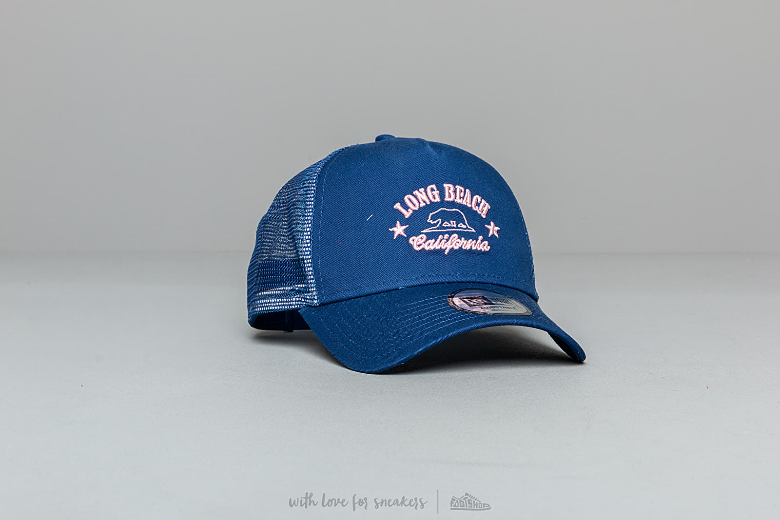 New Era 9Forty A Frame Long Beach Trucker Cap