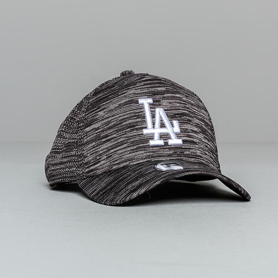 New Era 9Forty MLB A Frame Engineered Fit Los Angeles Dodgers Snapback Black Univerzální velikost