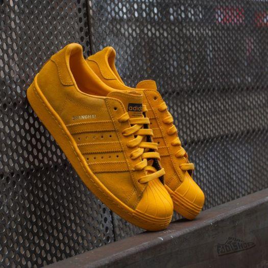 adidas superstar originals 80s orange